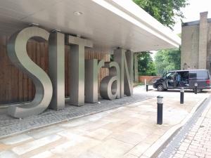 SITran and the Aubergine van