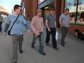 walking weekend 2011